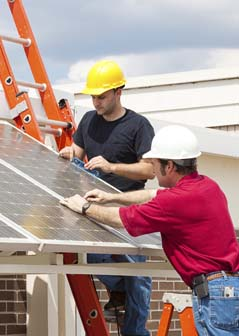 solar photovoltaic installers image