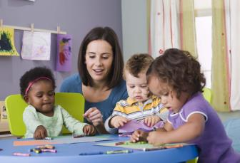 What qualifications do I need to work in a daycare in GA?