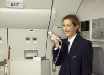 flight attendants image