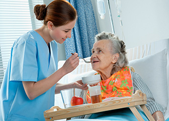 Nursing aides, orderlies, and attendants
