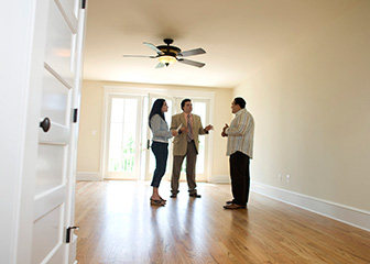 Real estate brokers and sales agents