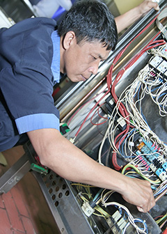 Telecommunications equipment installers and repairers, except line installers