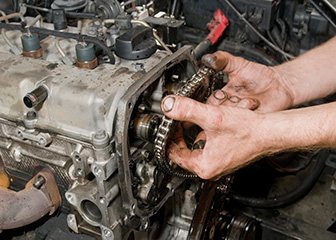 Diesel service technicians and mechanics