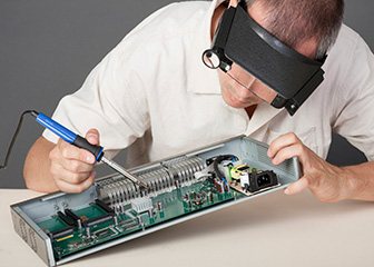 Electrical and electronics installers and repairers