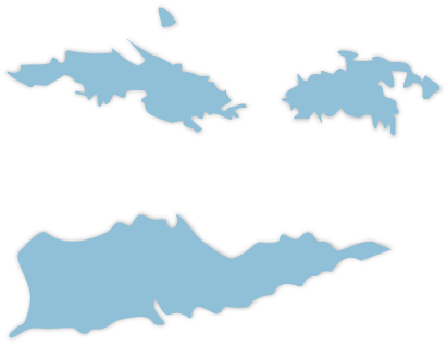 Virgin Islands Area Map